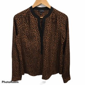 The Limited animal print top/blouse. Sz small